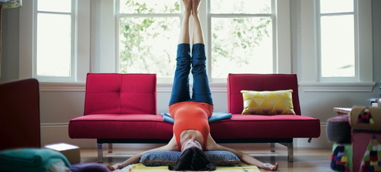 Establishing a home yoga practice